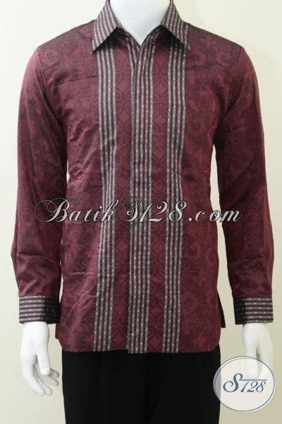 Baju Tenun Asli toko baju tenun pria asli bahan viscose proses atbm