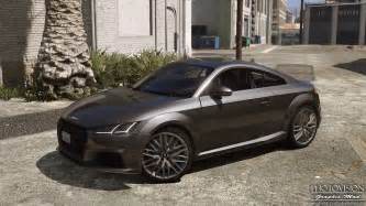 Audi Tts Tuning by Audi Tts 2015 Add On Replace Template Tuning