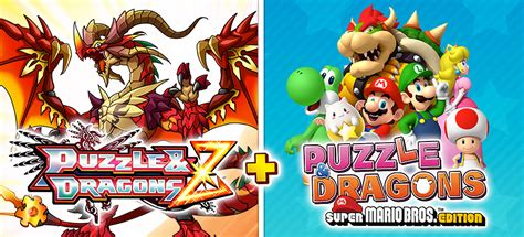 Nintendo 3ds Puzzle Dragons Z Mario Bros Edition puzzle dragons z puzzle dragons mario bros edition recensione nintendo 3ds