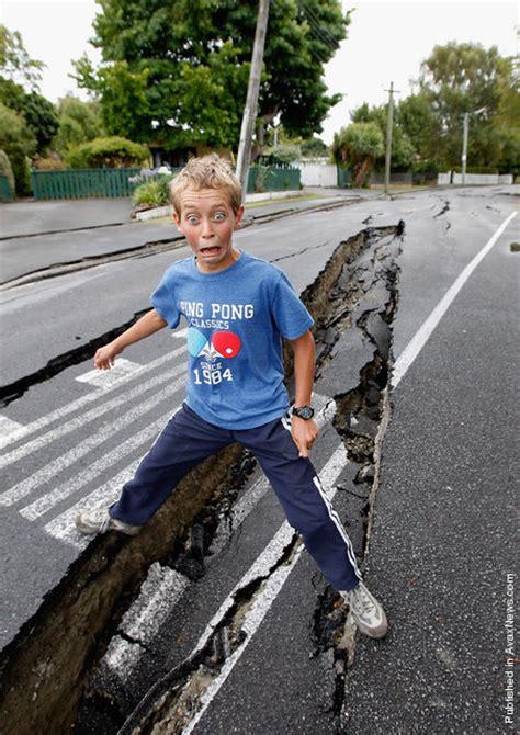 childrens haircuts christchurch nz earthquake in new zealand