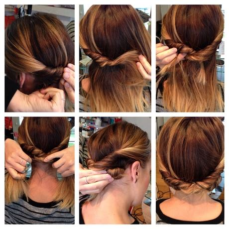 Hairstyles For Easy And Fast by Easy And Fast Hairstyles