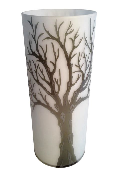 Tree Vase by Large Oak Tree Vase From Minnesota By Go Home Furnishings