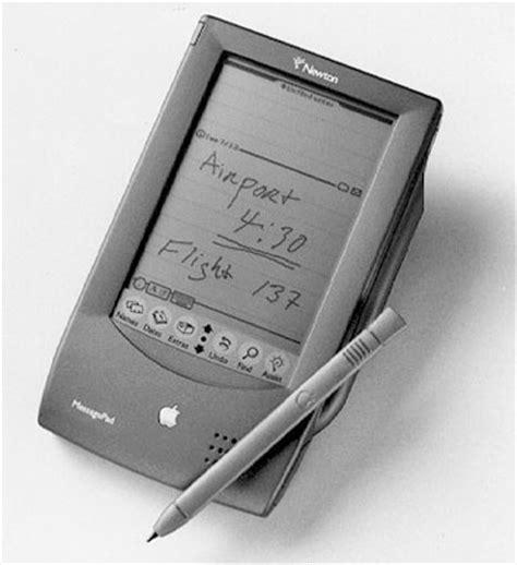 apple newton apple s first handheld the newton messagepad the register
