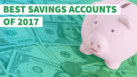 best savings accounts 10 best savings accounts of 2017 gobankingrates