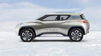 Electric Car Suv Nissan Terra Electric Suv Concept Nissan Usa