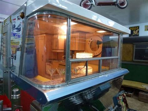 trailer house windows collector restores 1961 holiday house trailer for his museum