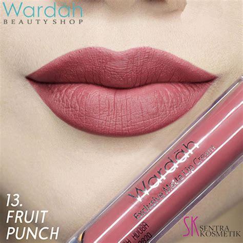 Lipstik Wardah No 21 lipstik wardah warna pink tua the of