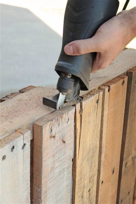 making a headboard out of pallets how to make headboard out of pallets pallet furniture plans