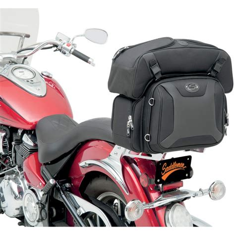 Sissy Bar Luggage Rack Combo by Ftb2500 Sport Sissy Bar Combo Bag