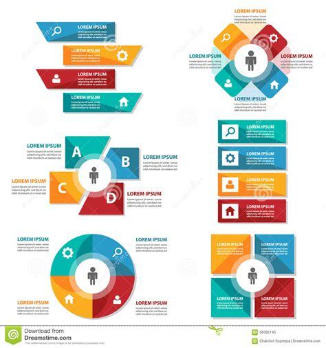 marketing leaflet template colorful multipurpose brochure flyer leaflet website