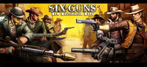 Six Guns Mod Game Free Download | six guns 1 1 8 mod unlimited money apk sd data files