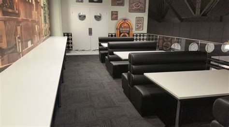 Banquette Booth by Booth Banquette Seating Solutions