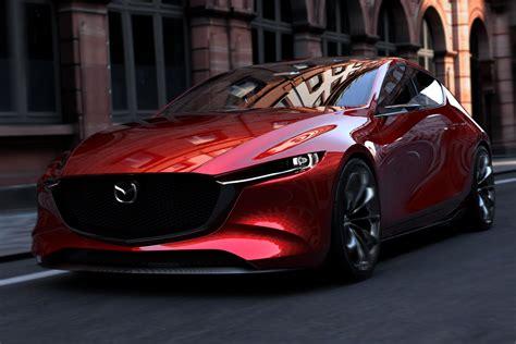 concept mazda mazda concept previews a new hatch in tokyo roadshow