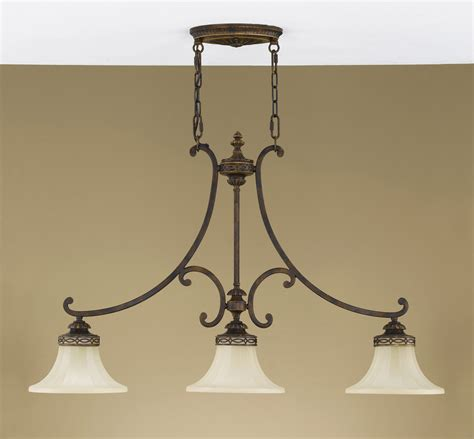 Murray Feiss Island Lighting Murray Feiss F2218 3wal Drawing Room Island Light