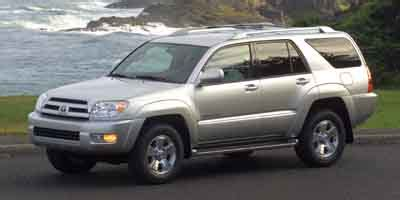2003 Toyota 4runner Problems 2003 Toyota 4runner Recalls Iseecars