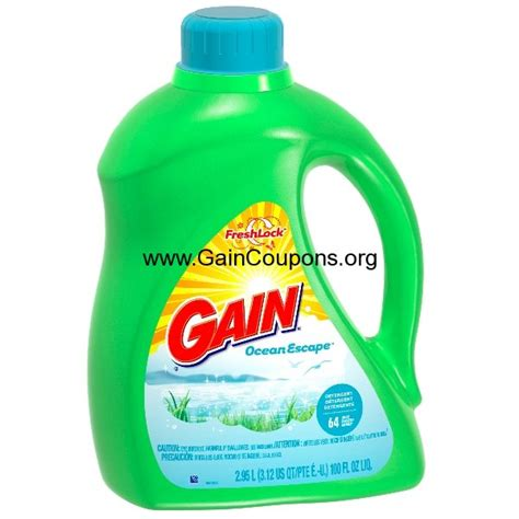 gain detergent coupons gain detergent coupons gain coupons