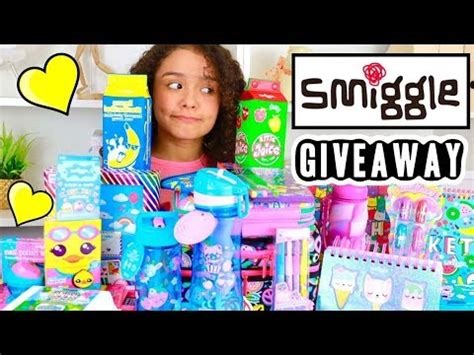 Back To School Supplies Giveaway 2017 - smiggle haul back to school 2017 giant giveaway smiggle school supplies haul