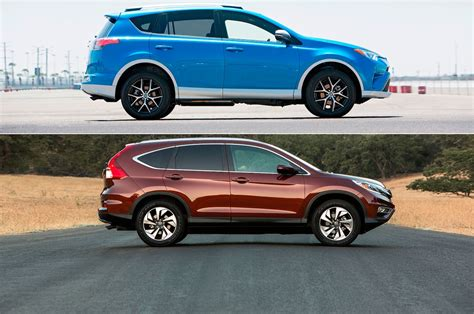 Toyota Honda by Rav4 Vs Cr V 6 Reasons To Go Toyota And 6 More To Get