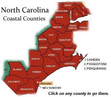carolina coastal region lodging and vacations