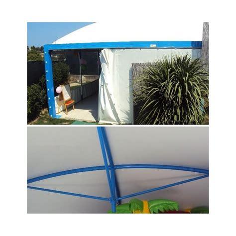 Pavillon 7x7 by Gazebo Pagoda Tenda Pavillon Professionale Pvc Copertura