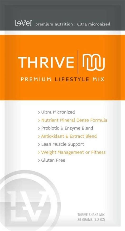 level thrive weight loss pills a online health magazine is le vel thrive making me gain weight a online health