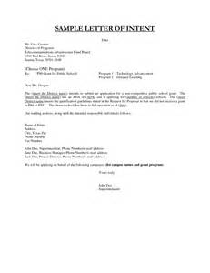 letter of intent samples crna cover letter