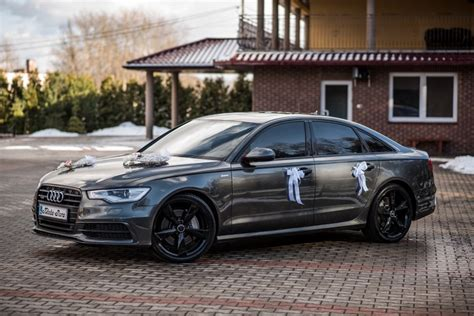 Audi A6 C7 S Line by Audi A6 C7 3 0t S Line Zewnetrzny Wewnetrzny Auto Do