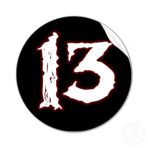 s day number 13 pseudoparanormal unlucky number 13