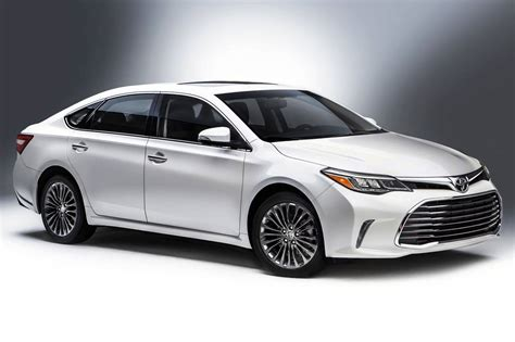 Toyota Openings 2016 Toyota Avalon Hybrid Xle Plus Market Value What S