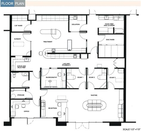 veterinary hospital floor plans veterinary clinic floor plans basic small house floor