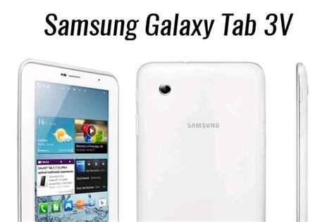 Second Samsung Tab 3v samsung galaxy tab 3v gadgetren