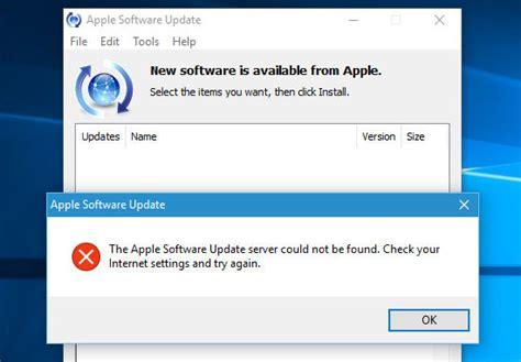 itunes won t install or update how to fix itunes installation error