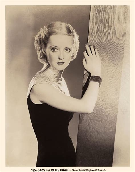 bette davis accent allure bette davis