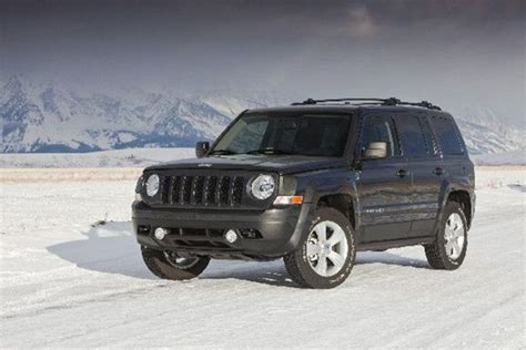 2012 Jeep Patriot Filter 10 Best Inexpensive Ok Cheap Suvs And Crossovers