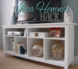 Behind Sofa Console Table Ikea Hemnes Hack Made2style