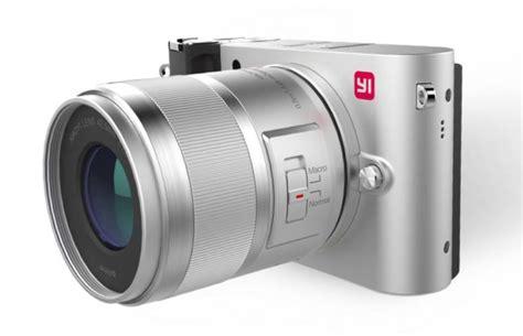 Xiaomi Yi M1 Kamera Mirrorless xiaomi yi m1 mirrorless with 4k recording