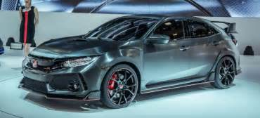 new honda civic type r ready for 2017 totally car news