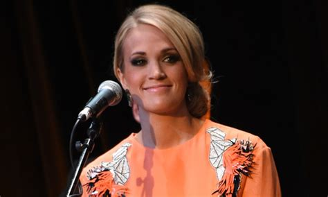 Carrie Underwood Isnt Into Cowboys by Carrie Underwood Says New Album Isn T All Songs