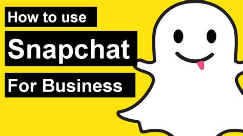 snapchat gets into the news business with the launch of how to successfully use snapchat for business next
