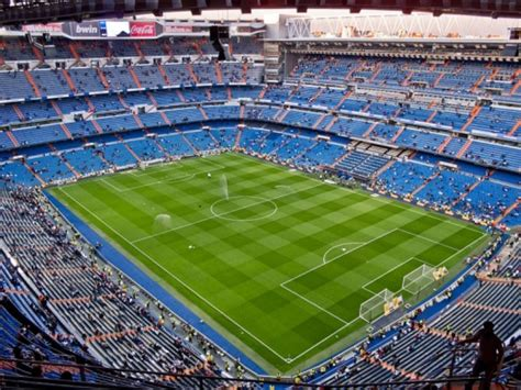 Address Finder Spain Santiago Bernab 233 U Stadium In Madrid Curiosities In Spain