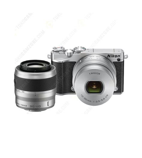 Nikon 1 J5 Kit Lensa 10 30 Mm Vr Resmi nikon 1 j5 kit 10 30mm 30 110mm