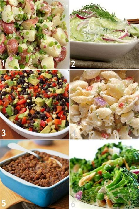 summer side dish recipes celebrations at home