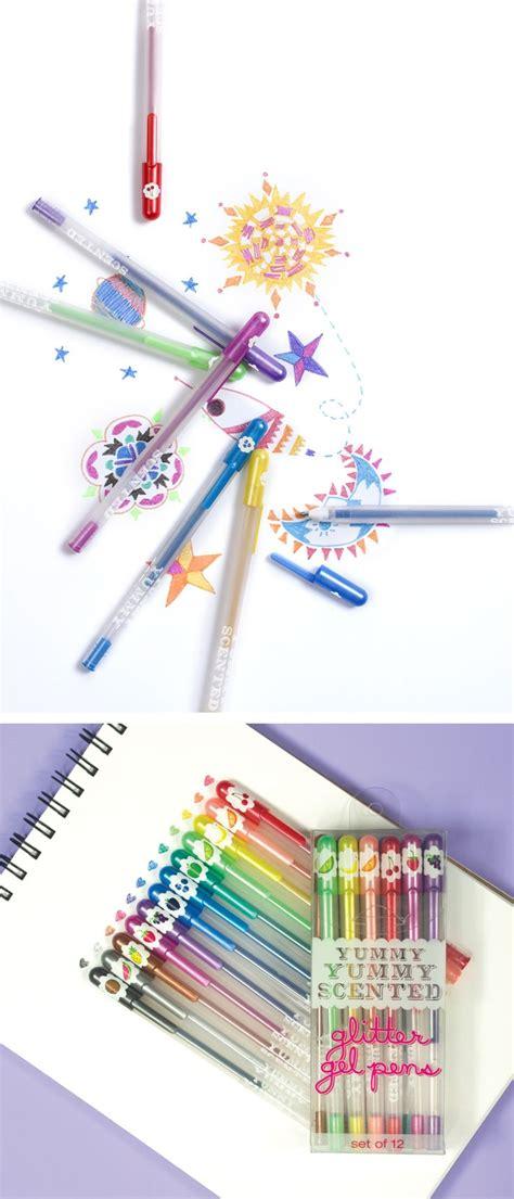 Yes Bonus Fruity Fan Pen best 25 glitter gel ideas on diy glitter