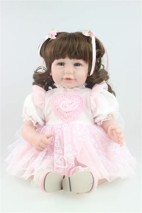 design girl doll 2016 new design reborn toddler adora girl doll sweet baby