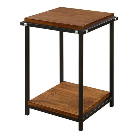black square end table square end tables you ll wayfair within table idea 0