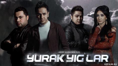 uzbek kino 2015 yurak yig lar yangi uzbek kino 2015 5 июля 2015 узбек