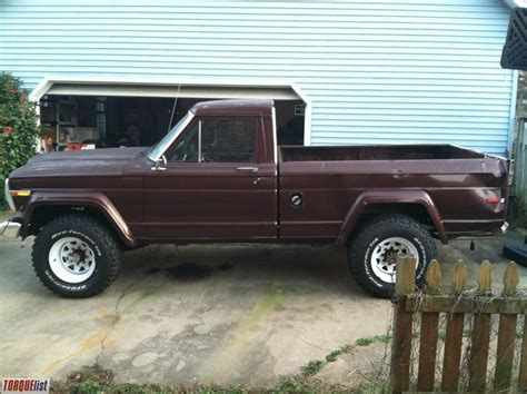jeep amc torquelist for sale trade amc jeep j10 1984