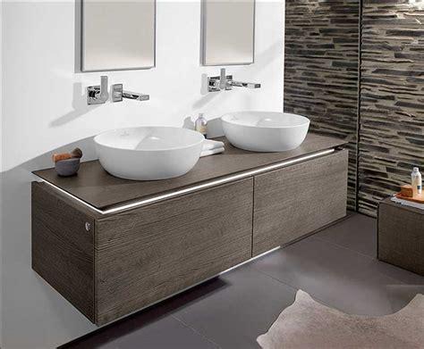 badezimmer doppelwaschbecken villeroy und boch doppelwaschbecken mit unterschrank und