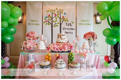 themes first birthday party baby girl korean 1st birthday blog dohl pinterest birthdays