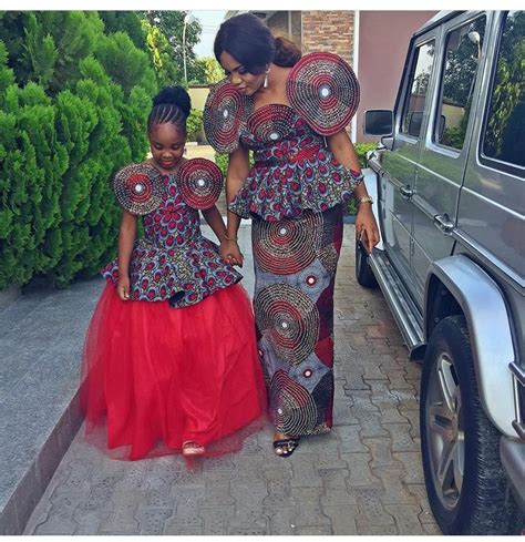 Homestyles ankara inspiration the essence of mother and daughter